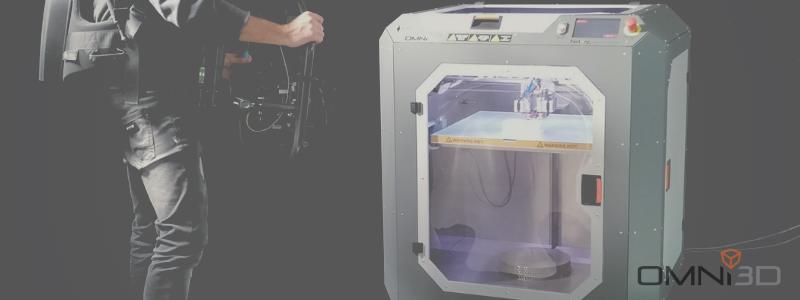 wielkogabarytowy druk 3D
